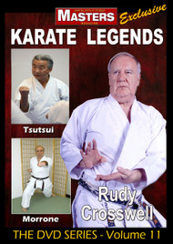 Legends Vol-11 with Rudy Crosswell - Gary Tsutsui - Jerry Morrone