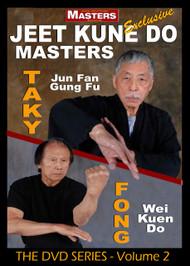 JEET KUNE DO MASTERS Vol-2 with Sifu Taky Kimura & Sifu Leo T. Fong