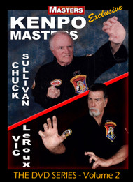 KENPO MASTERS Vol-2 with Chuck Sullivan and Vic LeRoux