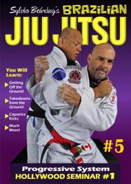 Sylvio Behring Brazilian Jiu Jitsu Progressive System Volume 5