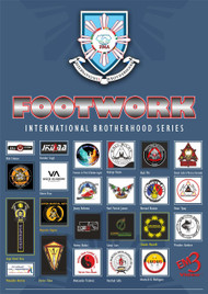 FOOTWORK ESCRIMA SERIES Vol-2 by FMA INTERNATIONAL BROTHERHOOD