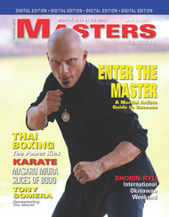 MASTERS Magazine 2018 WINTER Issue with FRAMES Video