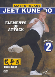 JEET KUNE DO - DVD Set Vols.2 - By Chris Kent