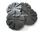 Rubber Lift Arm Pads for Force Lift Set of 4