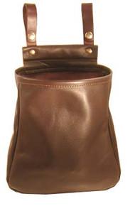 #255 Leather hull bag