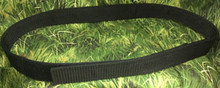 #854 Web belt with velcro fastener