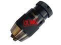 """6MM 10MM 13MM 16MM 20MM 1/2"""" 3/4""""INDUSTRIAL KEYLESS CNC DRILL CHUCK FOR B10 B12 B16 B18 B22 ARBOR TAPER"""