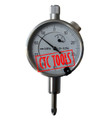 DIAL TEST INDICATOR PRECISION MEASURING GAUGE RUN-OUT INSTRUMENT IMPERIAL INCH GAGE