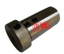 Toolholder sleeve for CNC lathe turret