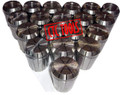 FULL ER32 COLLET SET 19 PCS CNC MILLING LATHE DIN6499 ISO15488 MILL WORK TOOL HOLDER