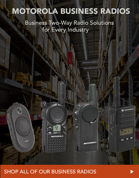 Motorola Business Two-Way Radios