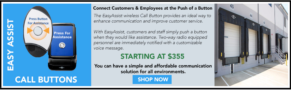 EasyAssist Call Buttons