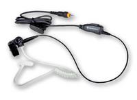Motorola HKLN4487F 1-Wire Surveillance Earpiece