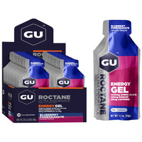 Energy Gel Roctane - Blueberry Pomegranite