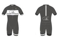 'Hive' Short Sleeve Tri Suit