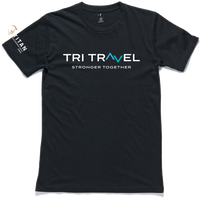 Tri Travel Staple Tee