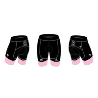 Black Women's Cycling Shorts