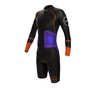 Women's Swim-Run Evolution Wetsuit with 8mm Calf Sleeves