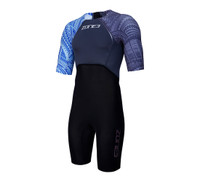 Men's Kona-Target Short Sleeve Swimskin