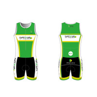 Tuff'n'Up Sleeveless Tri Suit