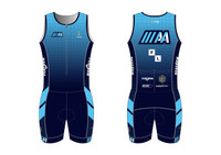 AB Sleeveless Tri Suit
