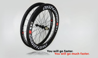 80/45mm Wide Series Rims (Wide) (Clincher)