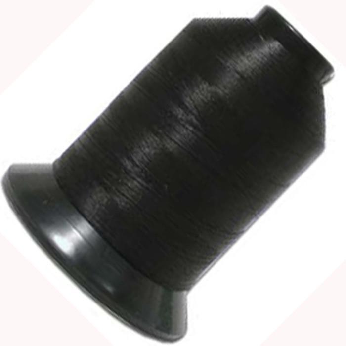 "Nymo Nylon Seed Bead Thread Size 00 Black 0.006"" 0.15mm 3-ounce"