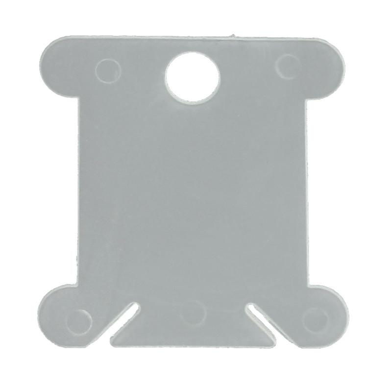 100 Plastic Floss Thread Cards RB45650