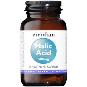Viridian Malic Acid 500mg 30 Capsules