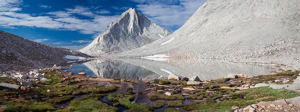 Merriam Peak - Royce Lakes
