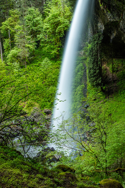 North Falls in Spring