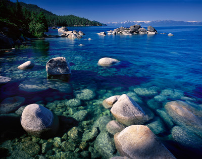 Morning at Sand Harbor, Lake Tahoe