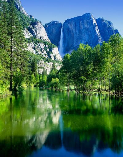 Springtime - Yosemite Falls