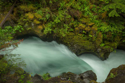 Headwaters of the Umpqua River