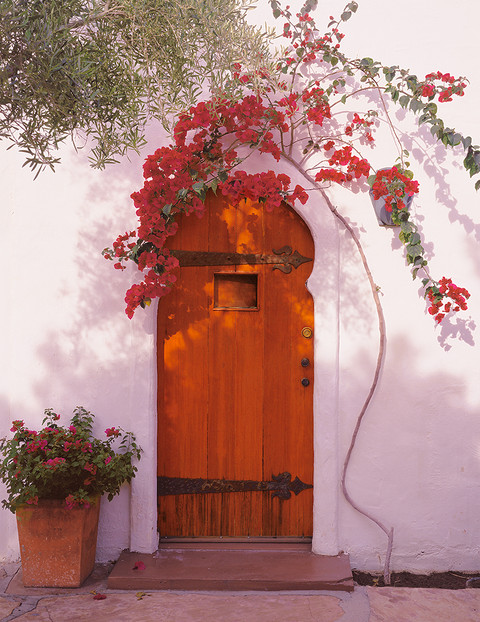 Reflections, The Korakia Doorway of 1995