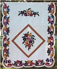 Pansy Quilt Pattern