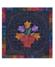 Tulip Wallhanging