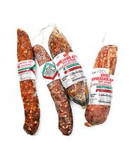 Dry Cured Sausage and Soppressata