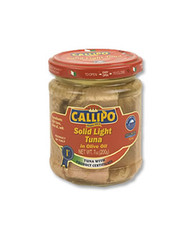 Callipo Solid Pack Light Tuna