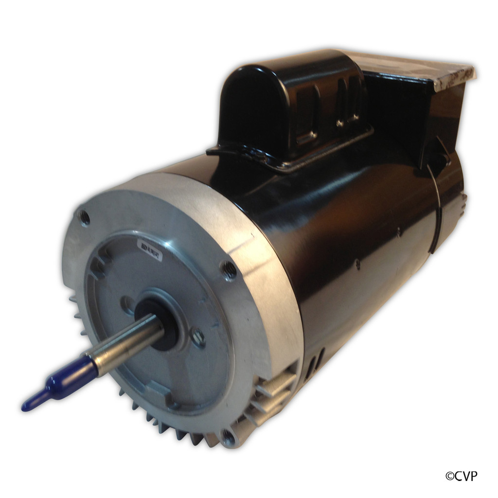 Emerson Two Speed With Timer Swimming Pool Motor C Frame