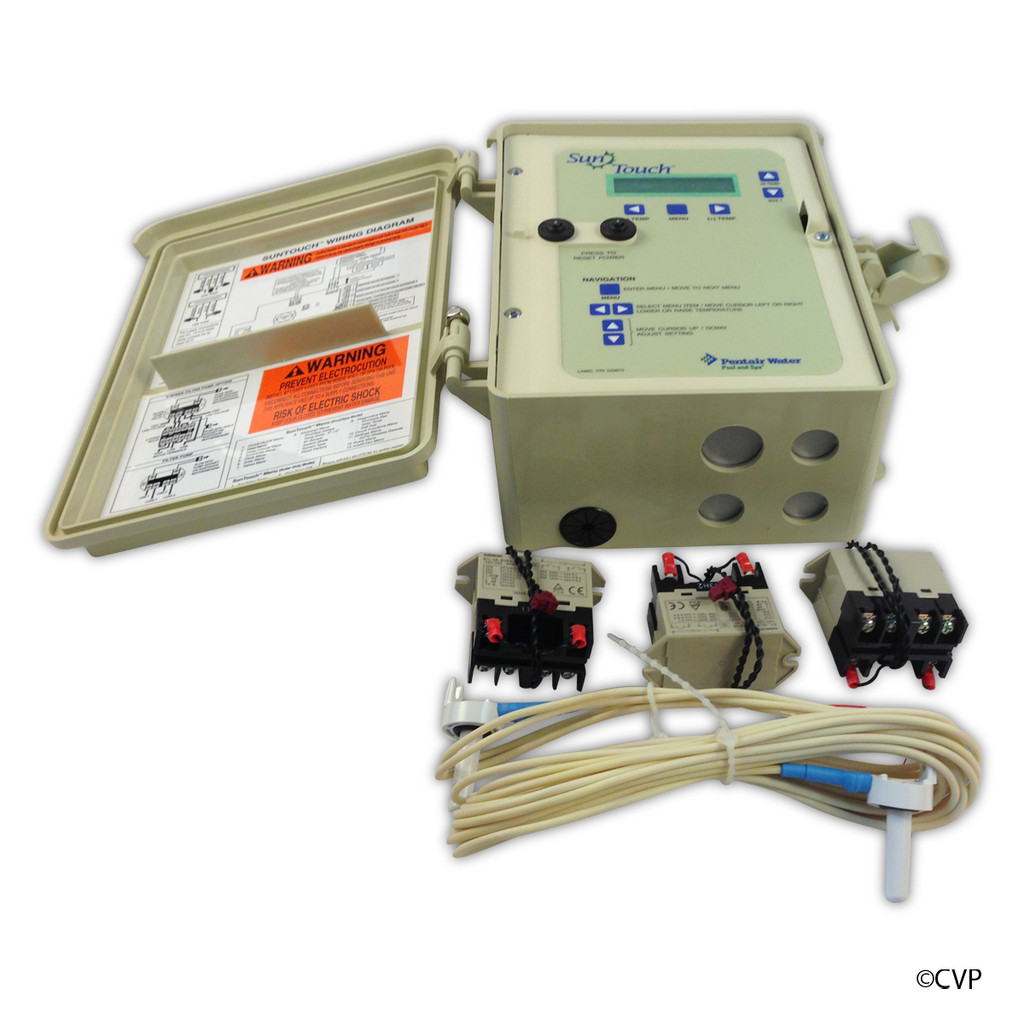 Suntouch Pool And Spa Control System