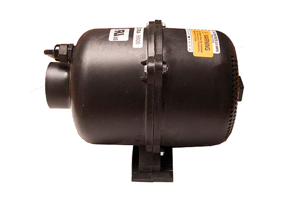 Air Supply of the Future   BLOWER   2.0HP, 240V, WITH 4AMP, ULTRA 9000   391822OF