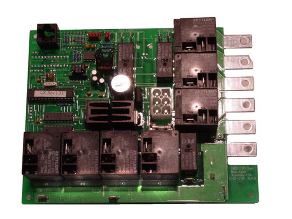 Allied Innovations | PCB | LX-15 NUMERIC REV 1.31 (PRE 2001) | 9920-200975