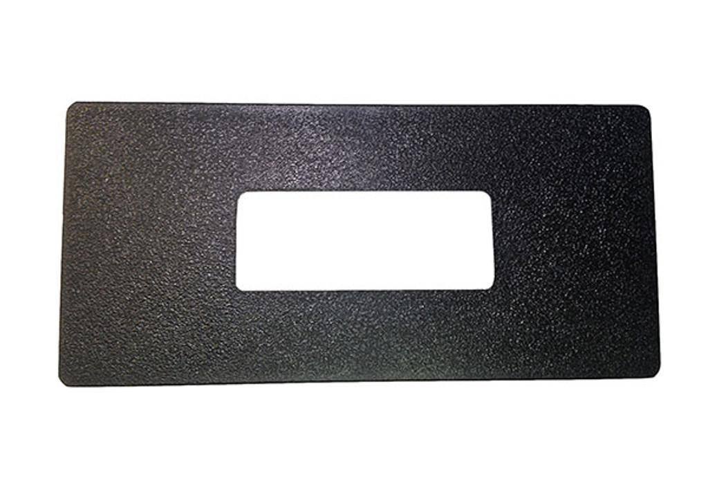Allied Innovations | TOPSIDE ADAPTER PLATE | LITE LEADER REV 1 - BLACK | 80-0510B