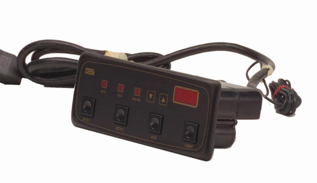 Allied Innovations | TOPSIDE | DIGITAL 1-4 120V 4 BUTTON 10' | 932449-120