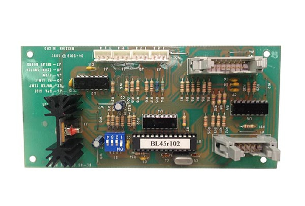 Allied Innovations | PCB | BL45 MAIN CPU | 34-5019
