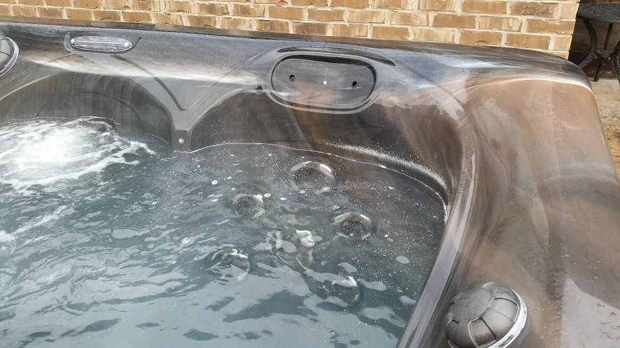 Why Does my Hot Tub Have a Low Water Flow?