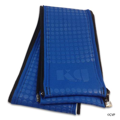 "HAND RAIL KOOLGRIPS | RAIL COVER ROYAL BLUE 4' |  (1.65"" RAILS) | KGS401RB"