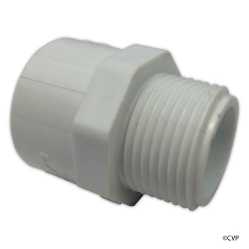 "PVC LASCO  | 3/4"" MALE ADAPTER | 436-007"