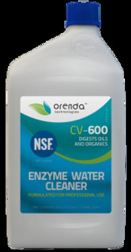 ORENDA | 1 QUART ENZYME CLEANER  | CV600